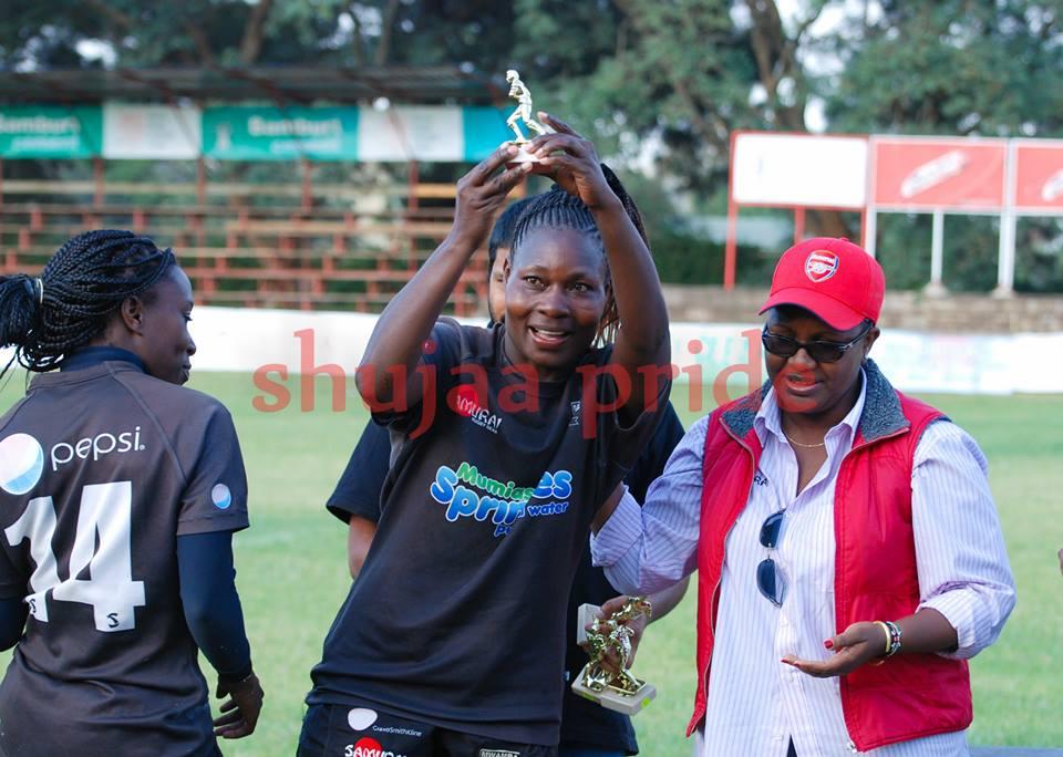Adelaide Nasambu Mukhebi
