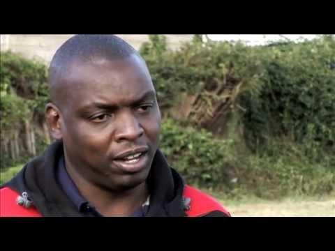 Kenya sevens coach Felix Totty