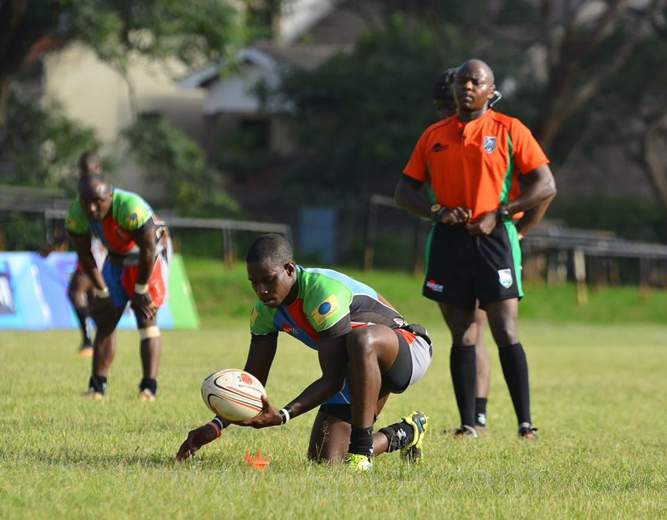 Lyle Asiligwa in action