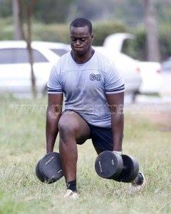 Leroy Anyembe