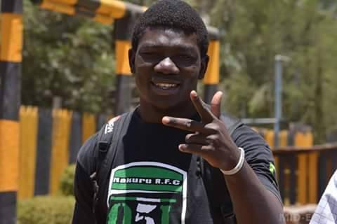 Martin Owilah Omondi