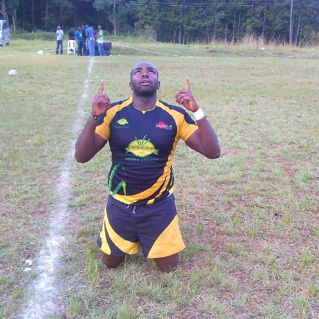Plycarp Odhiambo Kabras RFC