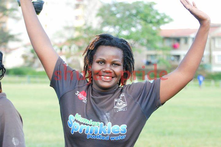 Winnie Naima Photo
