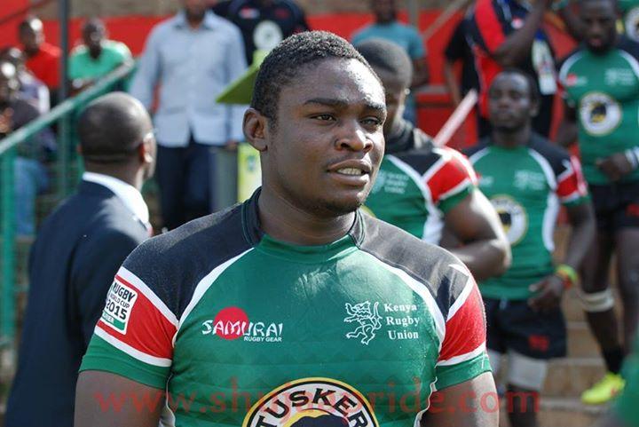 Mike Okombe
