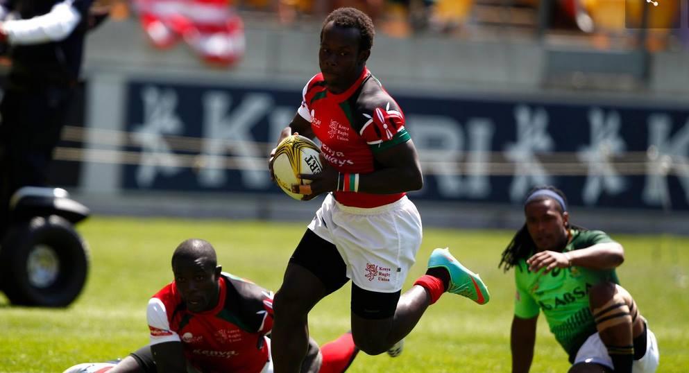 Photo : Michael Wanjala Matayo. Pic World rugby.