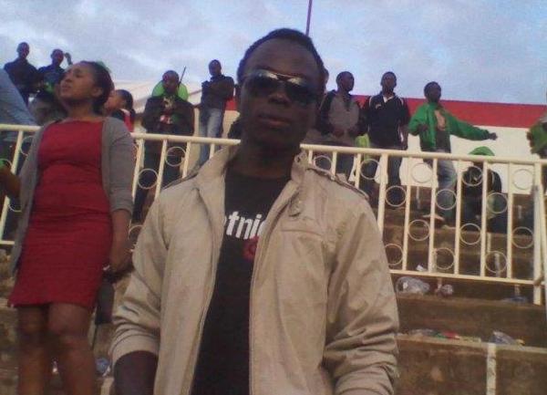 Pic : Duncan Lanya.   2011 at Nyayo stadium.