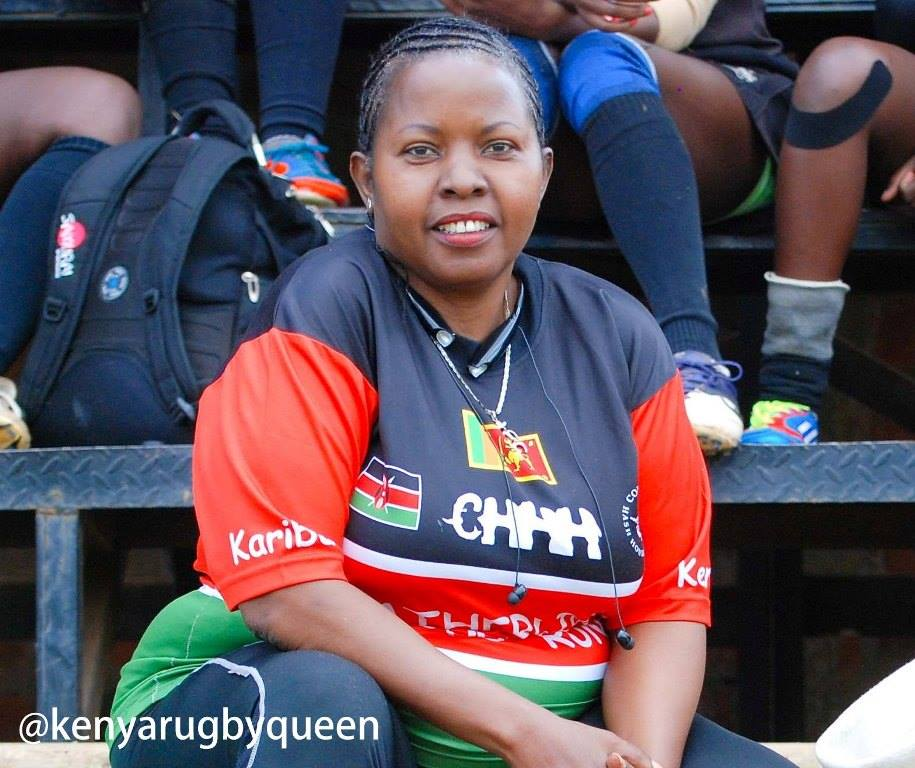 Doris Mwanzia