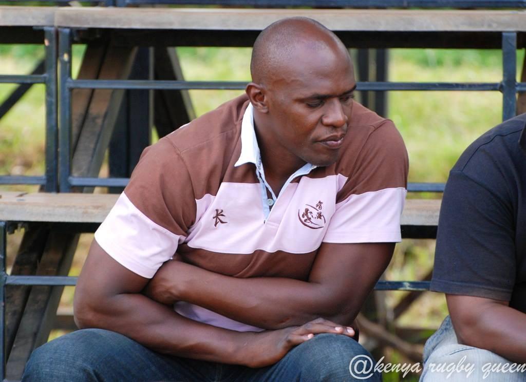 Pic : Dennis Mwanja Kolia   Source @KenyaRugbyQueen