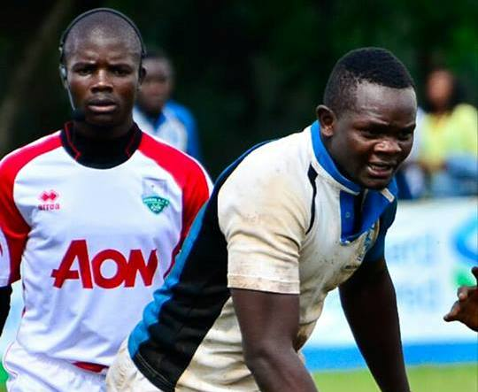 Photo : Shadon Munoko in action for Mean Machine. *Referee : Victor Oduor* | Courtesy Shaddy