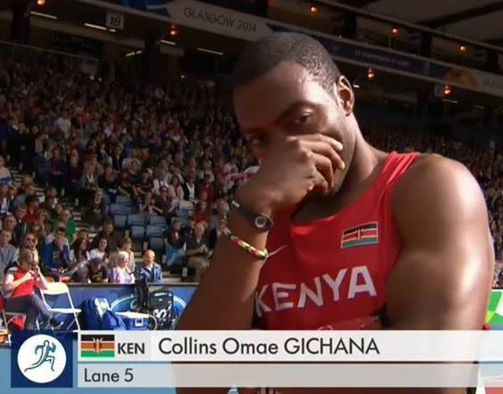 Photo : Collins Omae Gichana / Courtesy Omae.