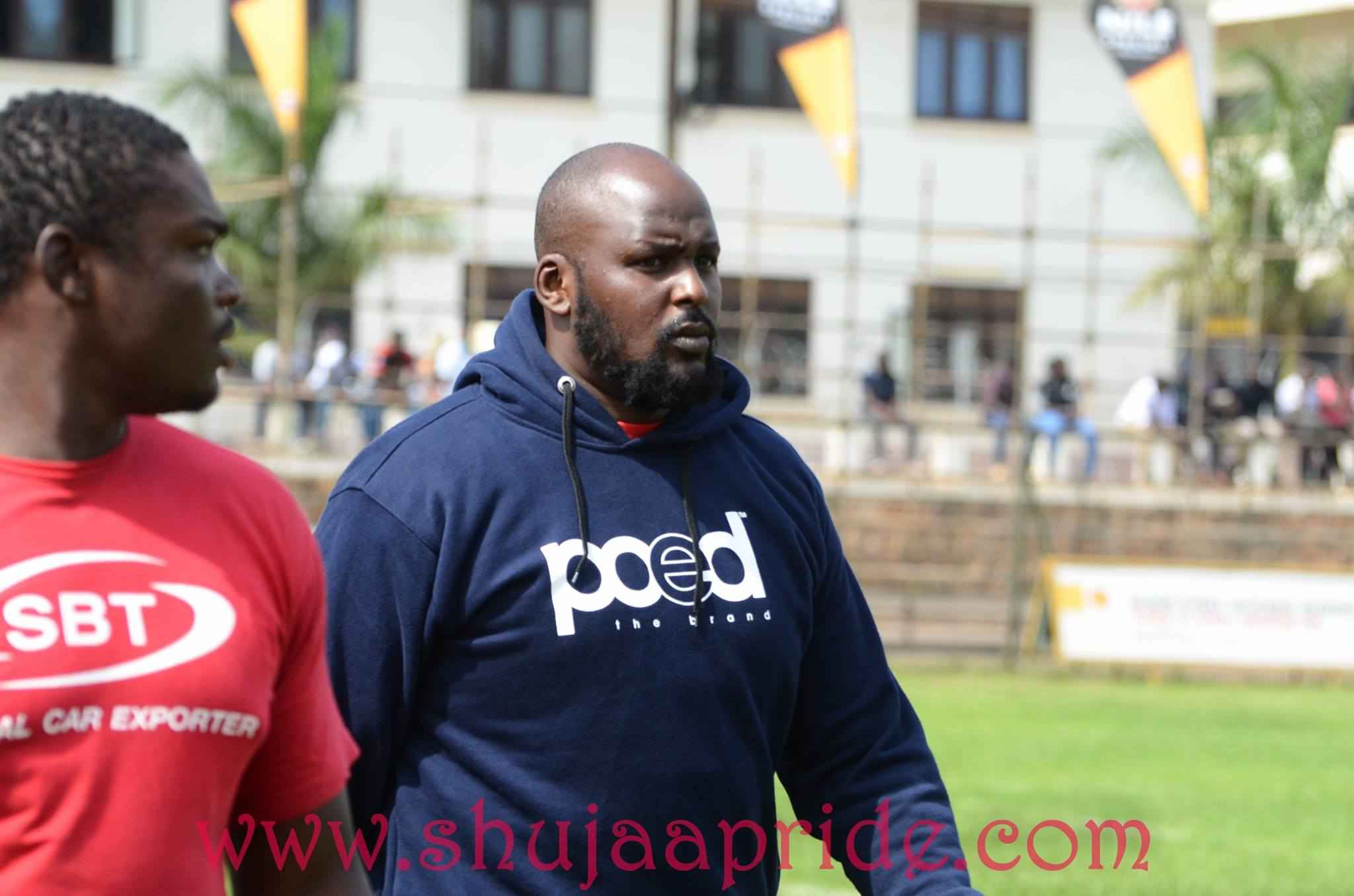 Photo : Joseph Kang'ethe | Legneds rugby Club | Elgon cup 2016