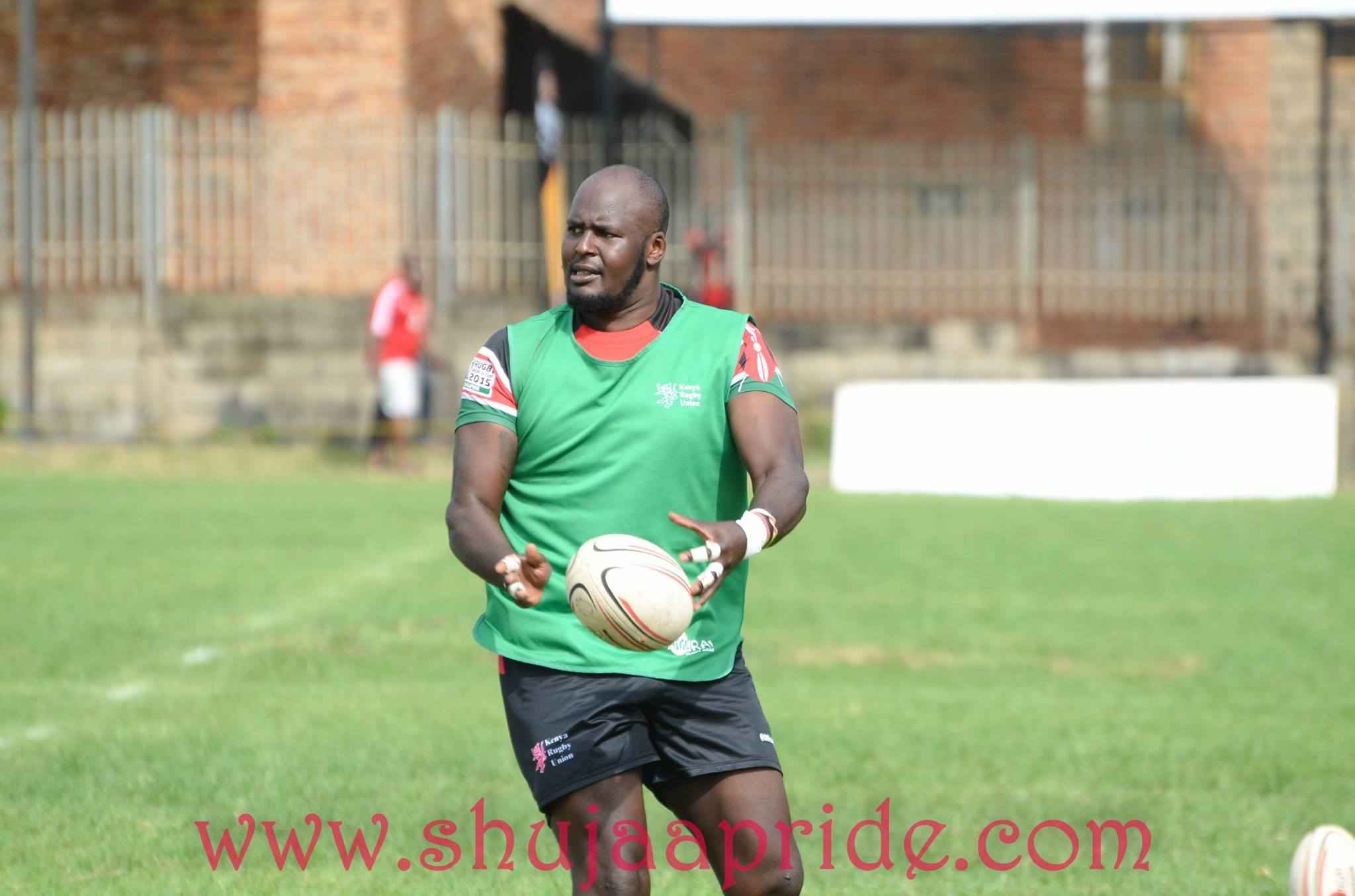 Photo : James Kang'ethe | Legends Rugby Club | Elgon Cup 2016