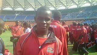 Ian Chuchu Odhiambo