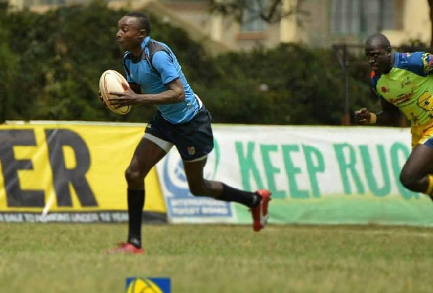 Photo : Emmanuel Okeya / Source Homeboyz Rugby