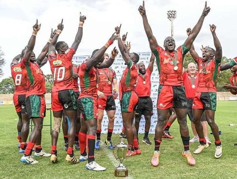 Kenya sevens Qualify For The Tokyo 2020 Olympics