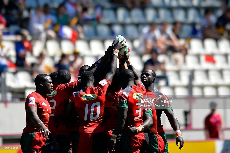 Kenya 7s squad for the 2019-2020 World Sevens series