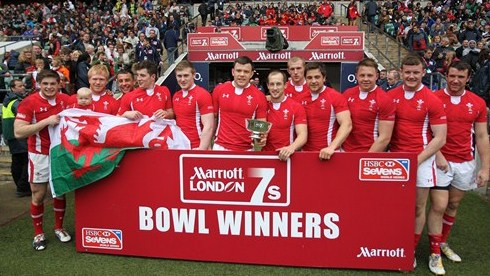 Wales sevens squad for Wellington 7s and Las Vegas 7s 2015