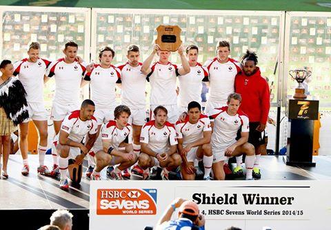 Canada claim Wellington sevens shield final over Samoa
