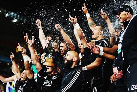 All Blacks retain Wellington sevens title