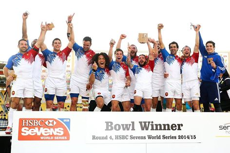 Wellington sevens 2015 Bowl Final Drama