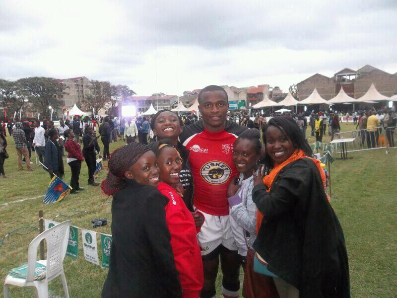 Hannah Njuguna Wanjiru's Poetic gist to Kenya sevens