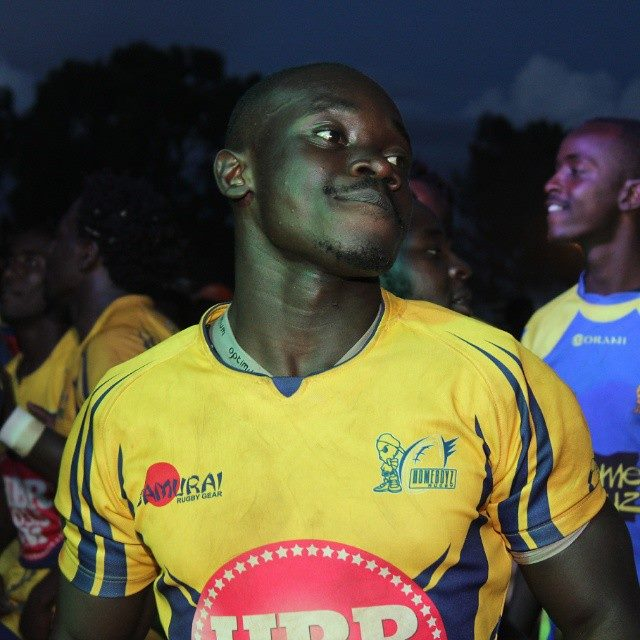 Impressive Homeboyz RFC 's, Leonard Mugaisi post match Interview