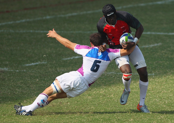 Leon Adongo quits Rugby for Athletics