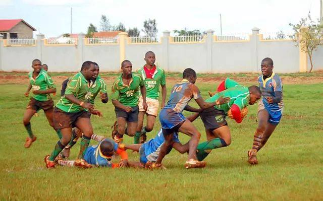 Bungoma RFC and Thika RFC promoted to the Kenya Cup