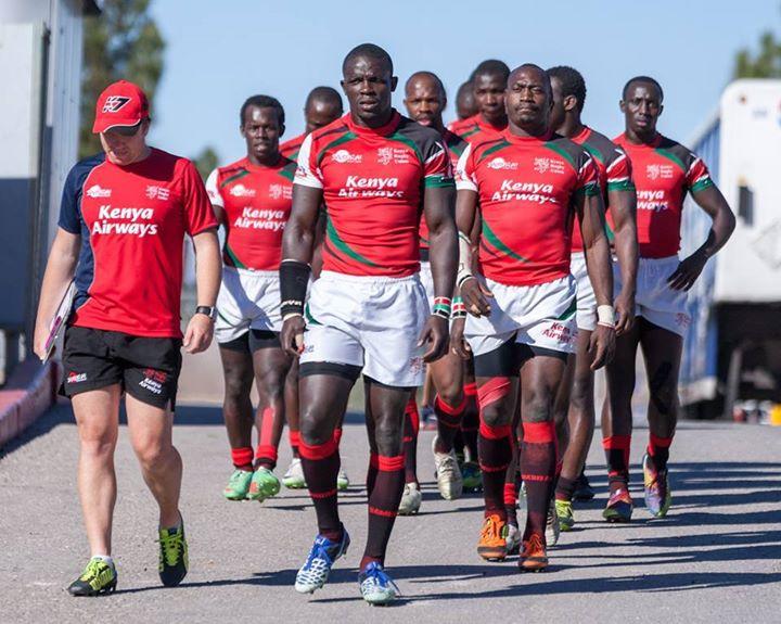 Kenya sevens squad for Hong Kong and Tokyo sevens 2015