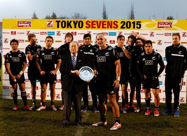 New Zealand shine in Tokyo sevens Plate final Drama