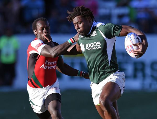 Kenya sevens sink Portugal in Glasgow sevens Bowl Quarter final.