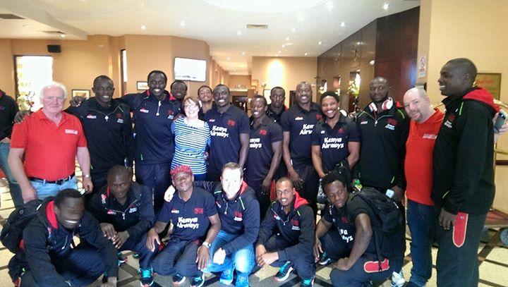 Pre London sevens analysis for Kenya sevens