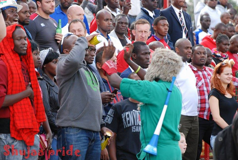 Action Packed weekend for Team Kenya on 13th June 2015