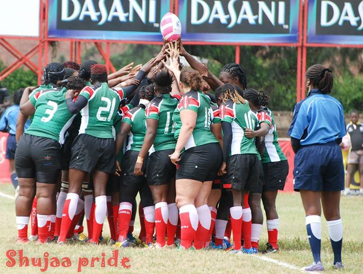 Kenya Lionesses are the 2015 Elgon cup champions