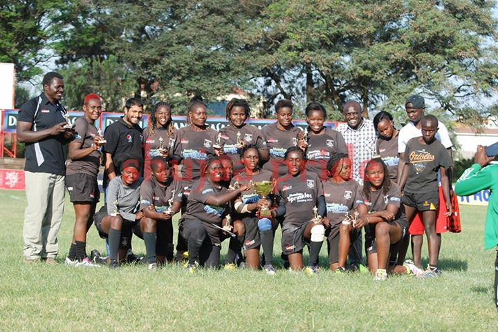 Mwamba are the KRU women's 10s aside league champions
