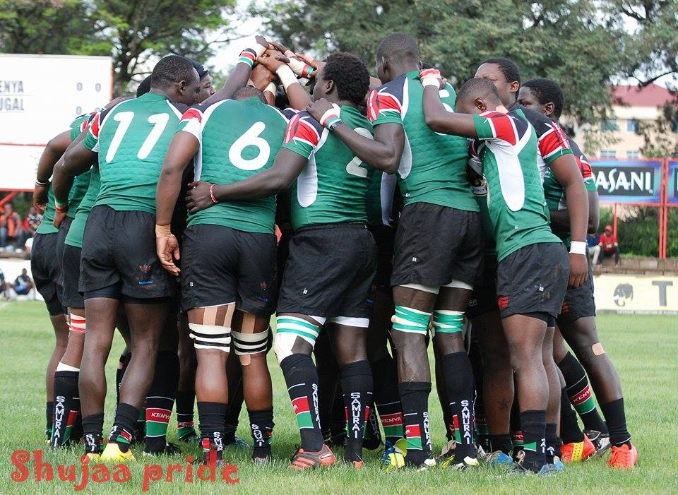 Kenya 15s squad to face Spain.