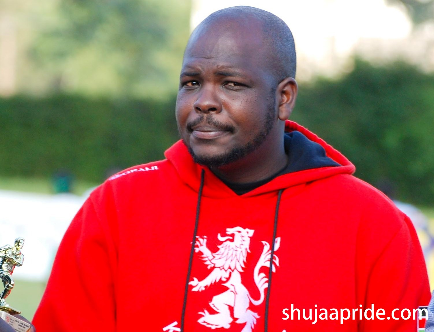 Director Ian Mugambi pleased with Simba's recent perfomance
