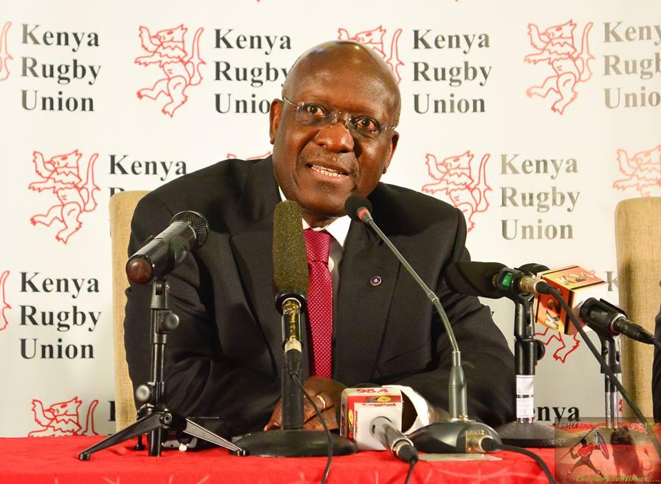 Richard Omwela speaks about rugby sponsorship in Kenya.