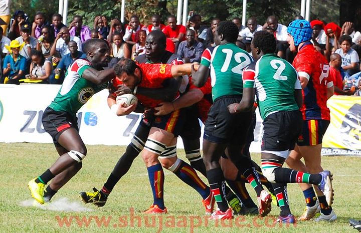 Kenya remains 28th in the World rugby rankings