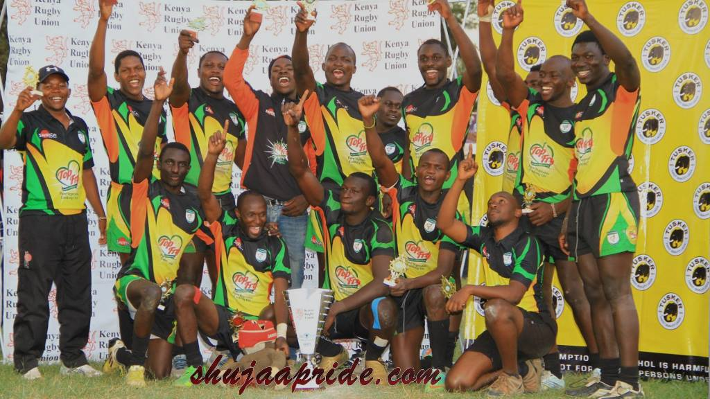 Nakuru win the National sevens circuit series