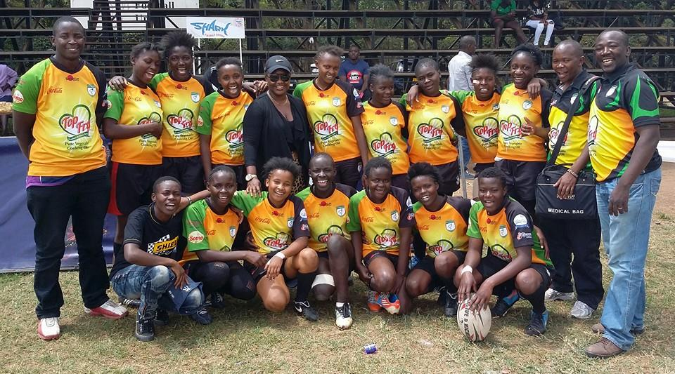 Paulina Lanco thanks everybody who made Kabeberi 7s happen