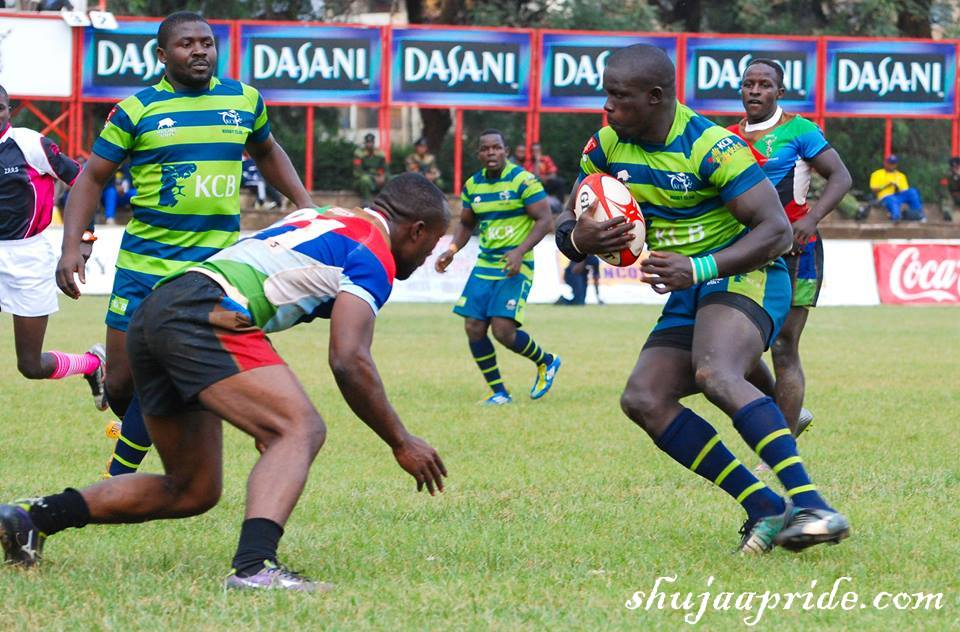 Kenya 7s training squad announced ahead of the Olympics qualifiers