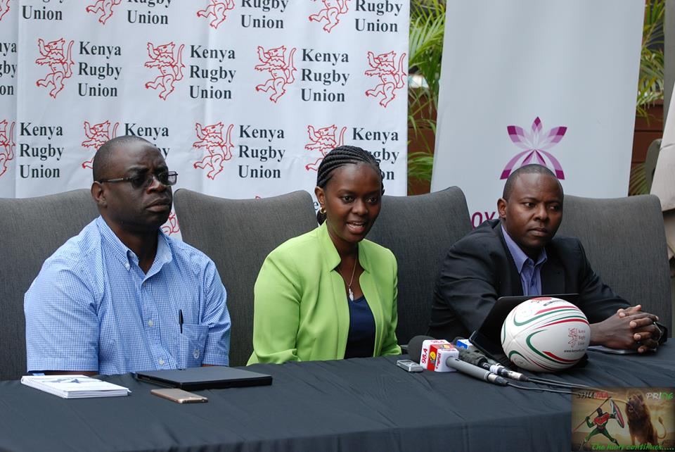 Maggie Ireri shares an update of the upcoming Safari 7s tournament