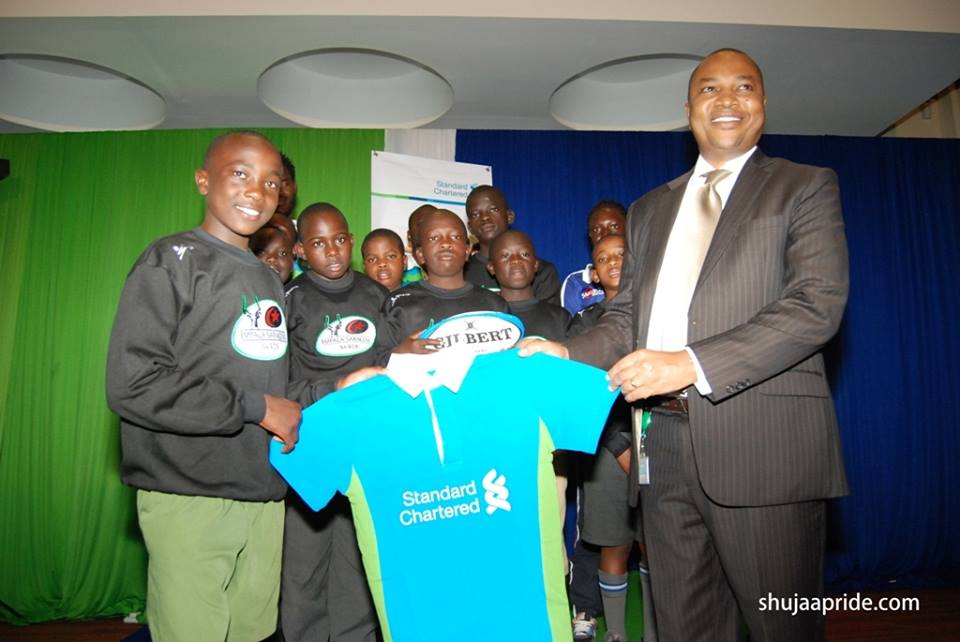 IMPALA under 13 TO FEATURE IN THE STANDARD CHARTERED FESTIVAL