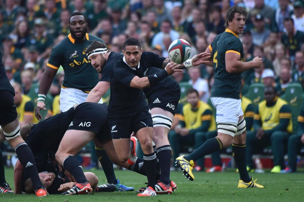 All blacks squad to face South Africa in the rugby world cup semis
