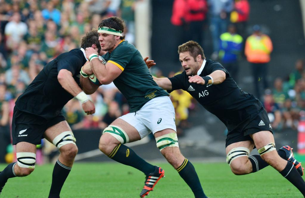 Strong Springboks squad to face All blacks at the Rugby world cup semis