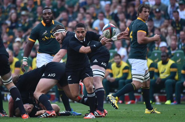 Live stream South Africa versus New Zealand Rugby World cup