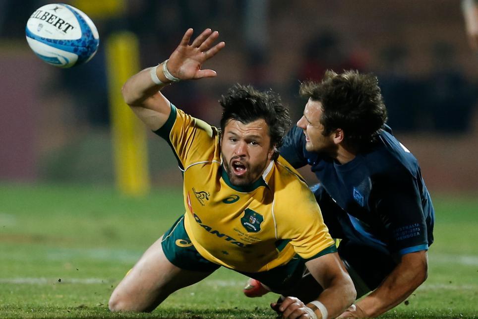 Watch Argentina versus Australia live - Rugby world cup