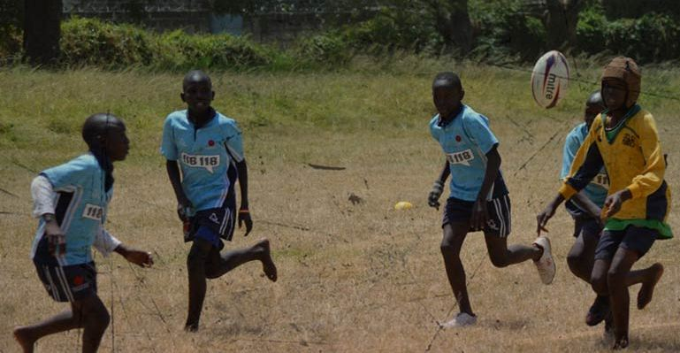 Shamas rugby foundation youngsters set for a tour to United Kingdom