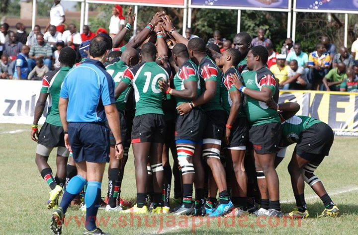 Kenya climbs to 26th in the rugby rankings